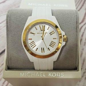 NWT Michael Kors Bradshaw Watch MK2730